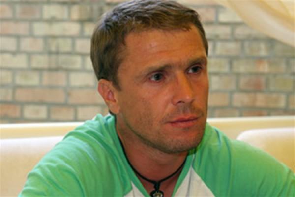 Сергей Ребров верит, что сборная Украины может пройти Францию