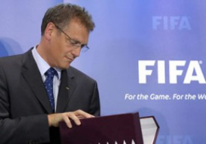 FIFA встала на защиту Суркиса