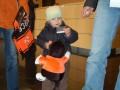 День рождения Рината: Матч Шахтер - Динамо и крот в подарок