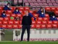 Куман отреагировал на сенсационное поражение Барселоны в Ла Лиге