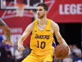 Лейкерс обменяли Михайлюка в другой клуб НБА