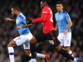 Манчестер Сити - Манчестер Юнайтед 0:1 видео гола и обзор матча Кубка Лиги