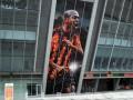 Футболки из угля. Донбасс Арену украсят изображениями игроков Шахтера