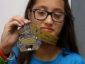 Двенадцатилетняя девочка пробежала полумарафон по ошибке
