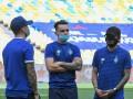 Динамо огласило список игроков, которые отправились на матч против Александрии