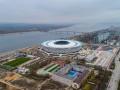 Новый российский стадион к ЧМ-2018 уже разваливается