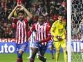 Спортинг Хихон - Реал Сосьедад 5:1.Видео голов и обзор матча
