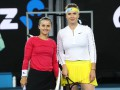 Свитолина - Дэвис: видео обзор матча второго круга Australian Open