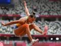 Бех-Романчук заняла 3 место в финале Бриллиантовой Лиги в прыжках в длину