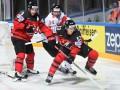 Канада - Швейцария 2:3 Видео шайб и обзор матча ЧМ по хоккею