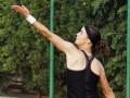 Калинина одержала две победы за день на турнире ITF в Португалии