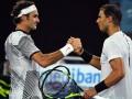 Федерер: Хотел бы разделить этот успех с Надалем