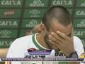 Выживший игрок Шапекоэнсе расплакался, вспоминая о погибших товарищах