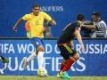 Тайсон дебютировал за сборную Бразилии