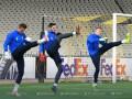Динамо - АЕК: стартовые составы