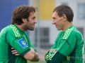Как футболисты Металлиста перед фотографами позировали (ФОТО, ВИДЕО)
