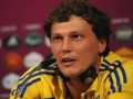 У вратаря сборной Украины перед матчем со Словакией родилась дочь