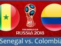 Сенегал – Колумбия 0:0 онлайн трансляция матча ЧМ-2018