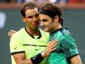 Федерер вспомнил свой первый финал с Надалем