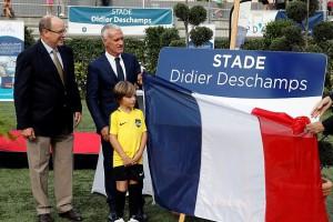 В Монако переименовали стадион в честь главного тренера национальной сборной