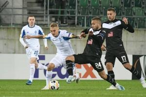 Динамо Киев - Лугано: онлайн трансляция матча Лиги Европы