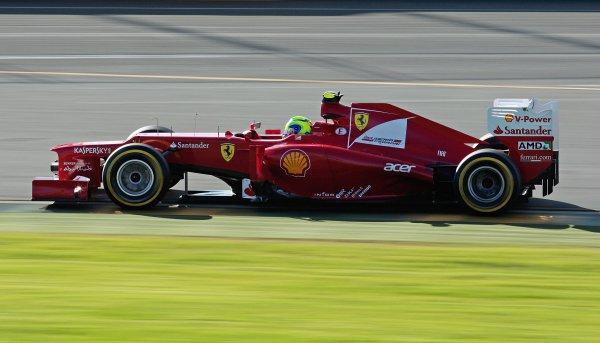 Ferrari не показали себя с лучшей стороны