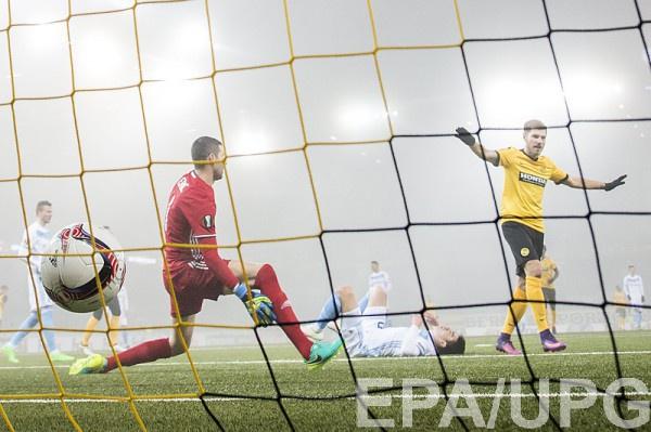 Лучшие матчи 1/16 Лиги Европы