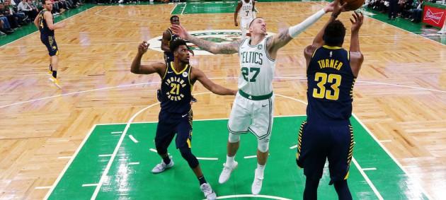 Плей-офф НБА: Детройт Михайлюка уступил Милуоки, Бостон победил Индиану