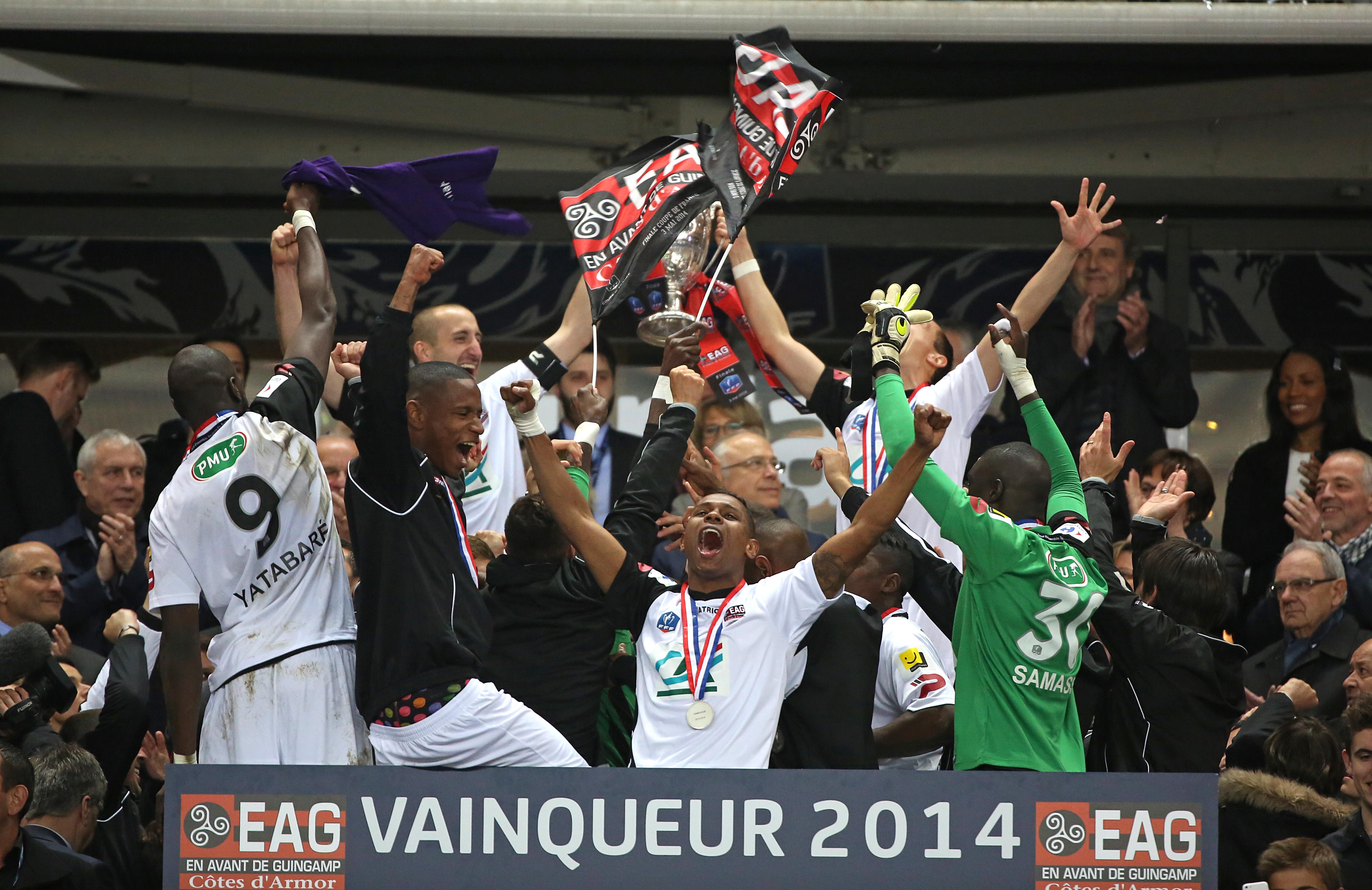 Генгам выиграл Кубок Франции