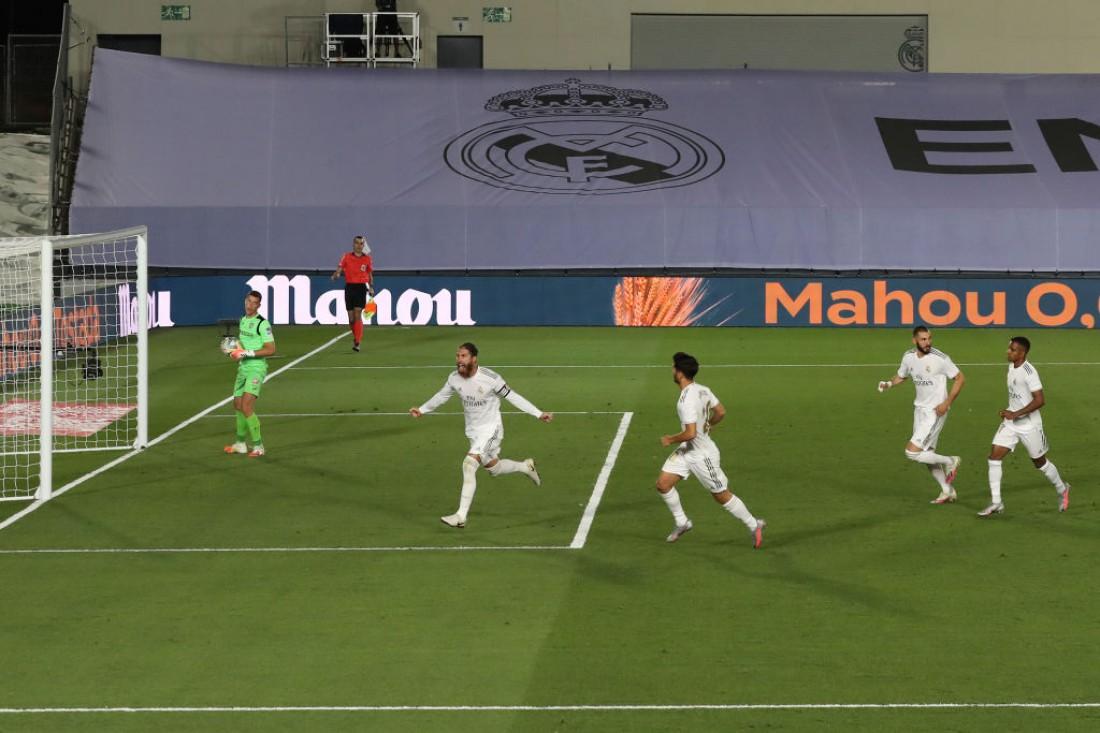 Реал - Хетафе: видео гола и обзор матча