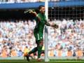Голкипер Манчестер Сити попал в Книгу рекордов Гиннесса