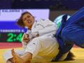 Украинка Каланина завоевала золото на этапе Гран-при по дзюдо