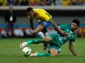 Бразилия с Неймаром на Олимпиаде за два матча не забила ни одного гола
