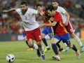 Товарищеские матчи: Испания неожиданно проиграла Грузии