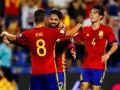 Испания - Албания 3:0 видео голов матча