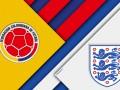 Колумбия – Англия: когда матч и где смотреть