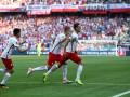 Польша добыла первую свою победу на чемпионатах Европы