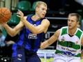 Еще один украинский баскетболист стал россиянином