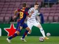 Цыганков забил десятый гол за Динамо в еврокубках, поразив ворота Барселоны