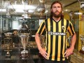 Чигринский: Доволен, что у меня есть возможность снова играть в Европе