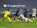 Ювентус одержал непростую победу над Интером