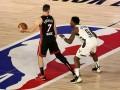 НБА: Майами вновь обыграл Милуоки, Хьюстон переиграл Лейкерс