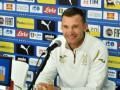 Шевченко: Сборная Швейцарии играет в очень хороший футбол