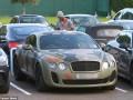 Он в армии? Марио Балотелли перекрасил свой Bentley в военный камуфляж