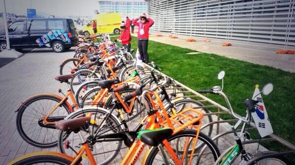 Велосипеды для спортсменов