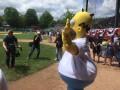 Гомера Симпсона ввели в Зал бейсбольной славы