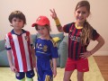 Экс-игрок сборной Украины показал свою детскую футбольную команду