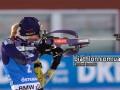 Двое украинских биатлонистов попали в топ-3 лучших снайперов Кубка мира