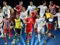 Без Месси и с двумя вратарями: UEFA назвал сборную сезона Лиги чемпионов