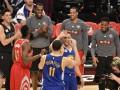 Матч звезд НБА: Баскетболисты Голден Стэйт - лучшие по 3-очковым броскам